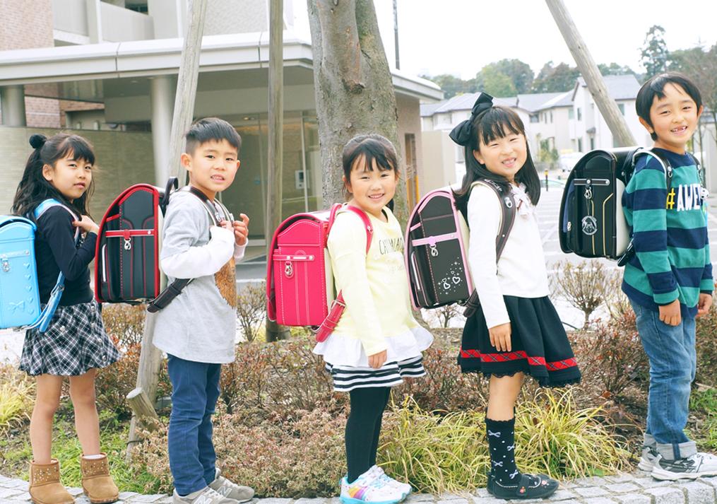 近所の子供たち
